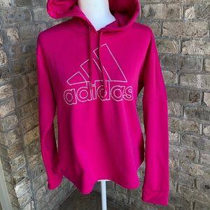 Women's Large Adidas Hoodie